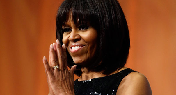 First lady's new 'do is making waves