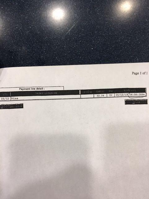 Garcia trial evidence