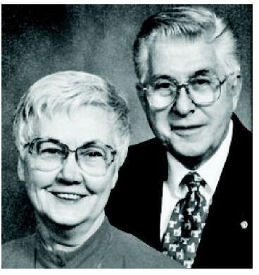 Richard 'Dick' & Stella 'Janey' Miller