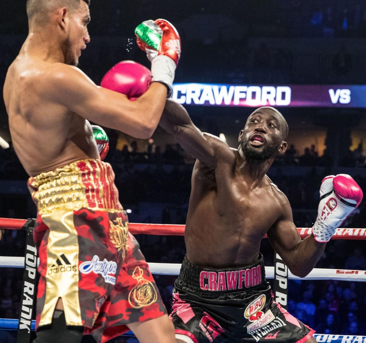 Crawford wins