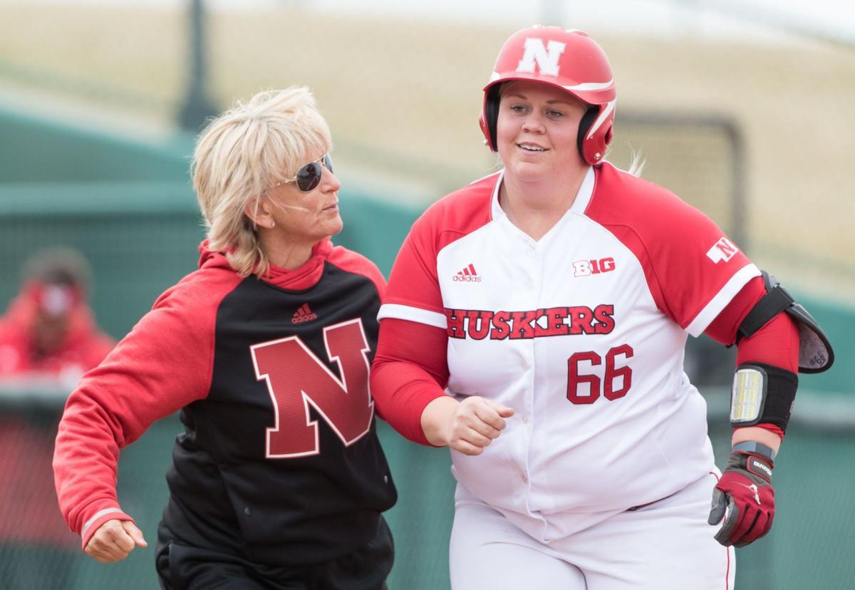 Former Huskers voice support for Nebraska softball coach Rhonda Revelle during leave