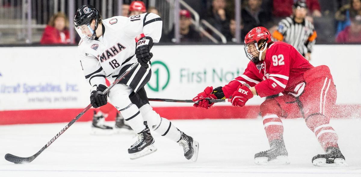 With freshmen influx, UNO hockey coach Mike Gabinet expects defense to lead the way