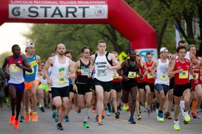 lincoln marathon - 2015