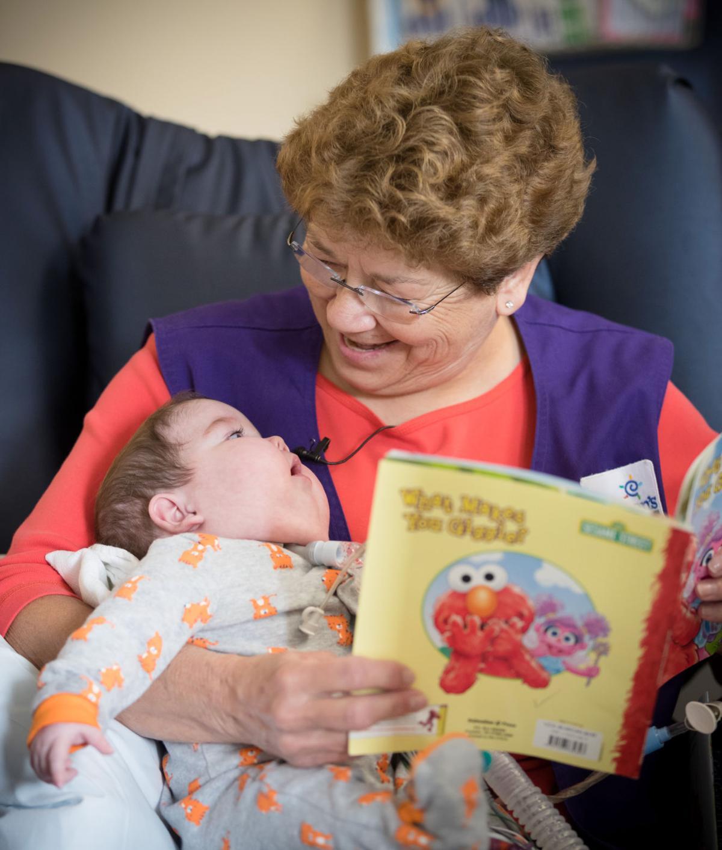 Nora Chesire -- reading