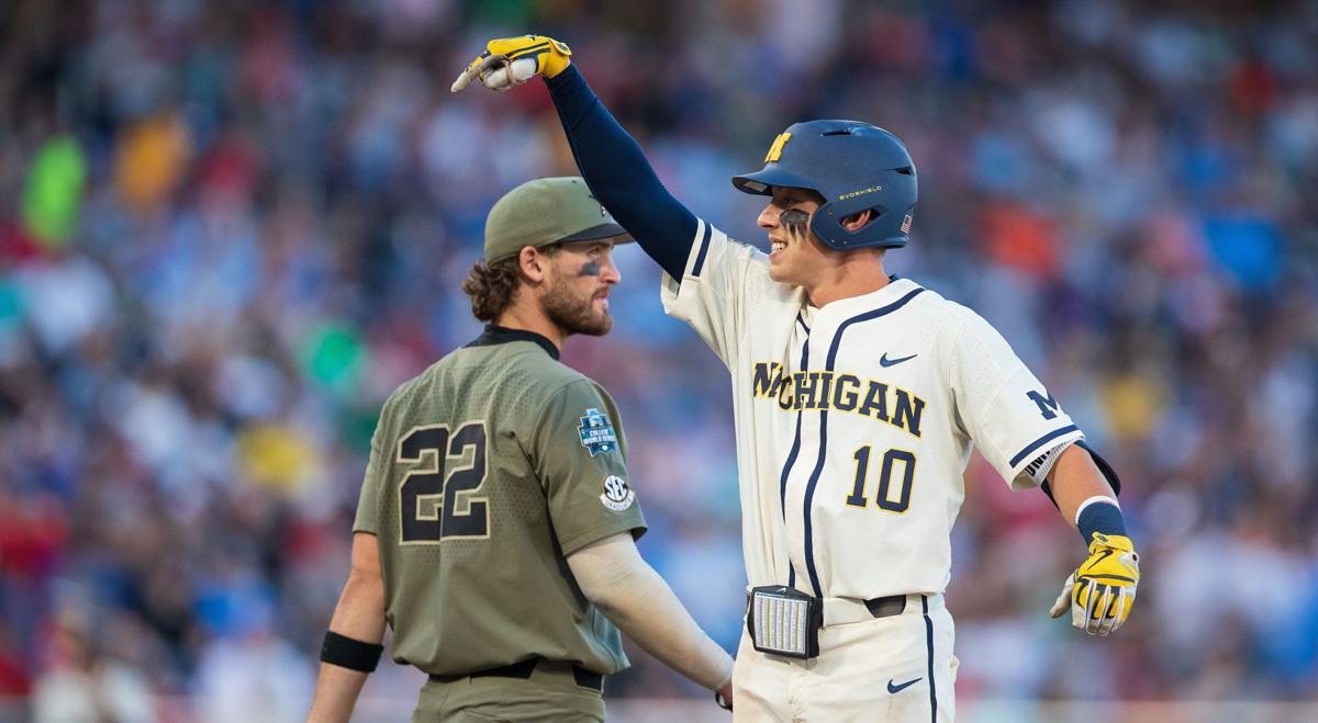 Vanderbilt and Michigan