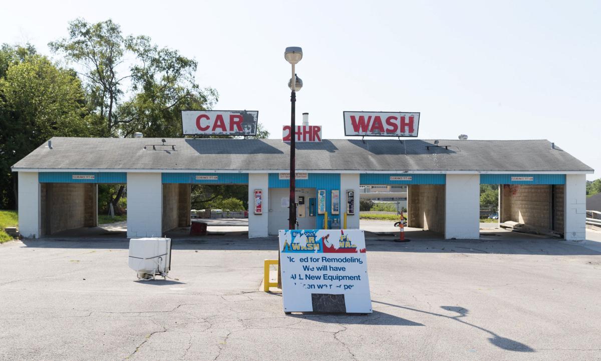 Pat Shannon tells fellow Bellevue officials car wash 'is