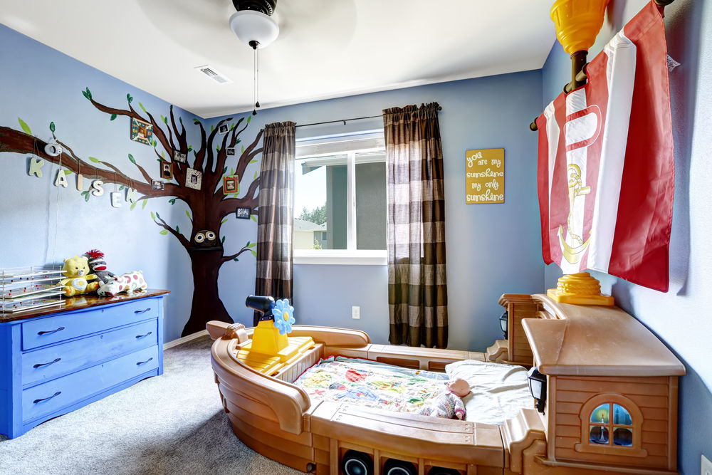 Kids Bedroom Renovation how to create a budget for a kids' bedroom renovation | momaha