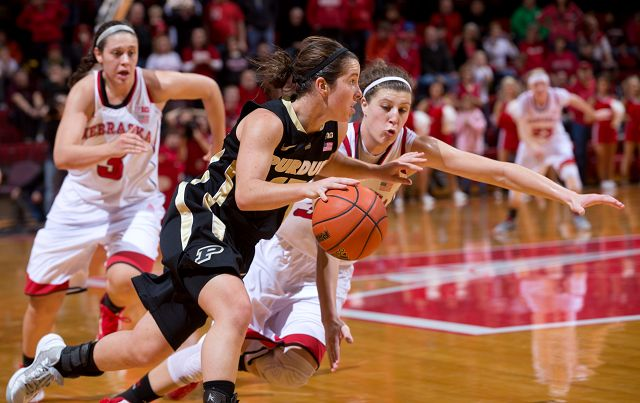 A win for Purdue, with bruises for all