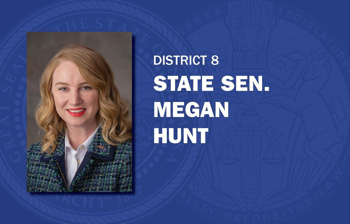 Megan Hunt mug senators