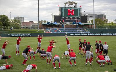 Evaluation begins as new Husker coach Will Bolt and players return to field for first fall practice