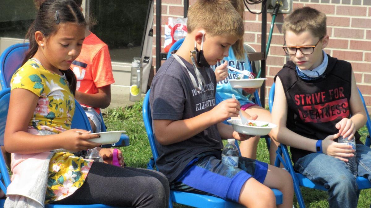"Walnut Creek dedicates new ""learning garden"" pic 2"