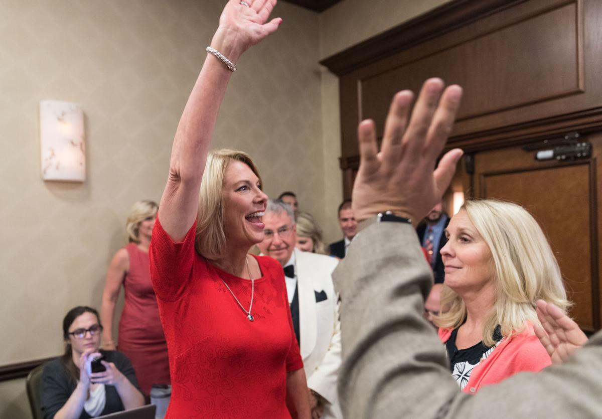 Stothert victory