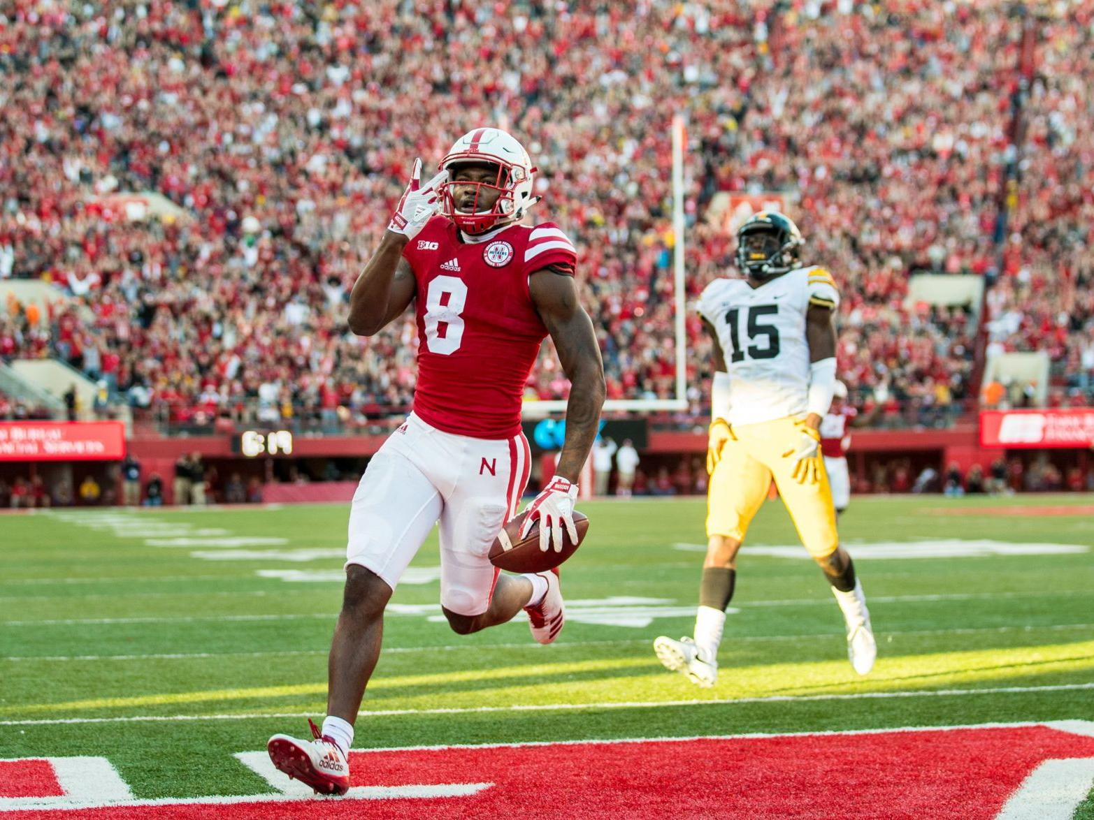 Stanley Morgan High On List Of Huskers Who Are Anxious For Something New With Scott Frost