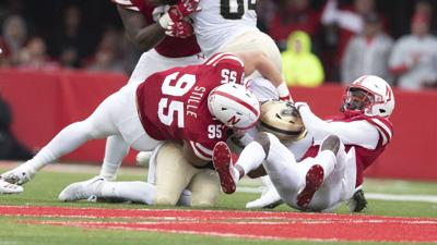 Husker practice report: Defense adds four Blackshirts, but Ben Stille turns his down