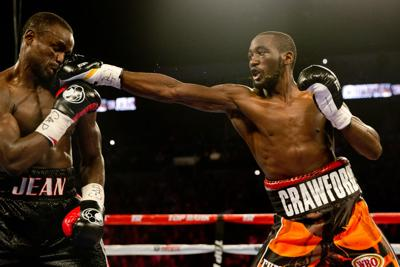 Omahan Terence 'Bud' Crawford defends title with technical
