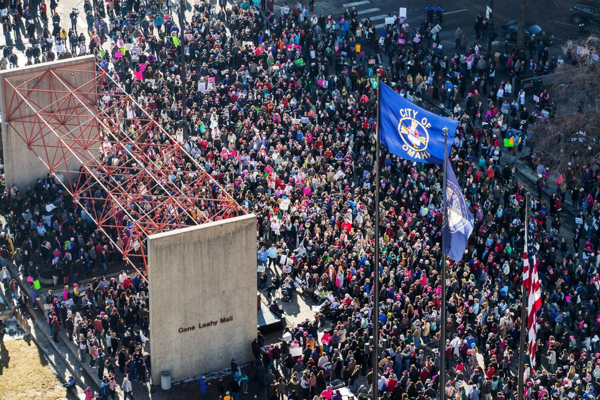 Women's March overview