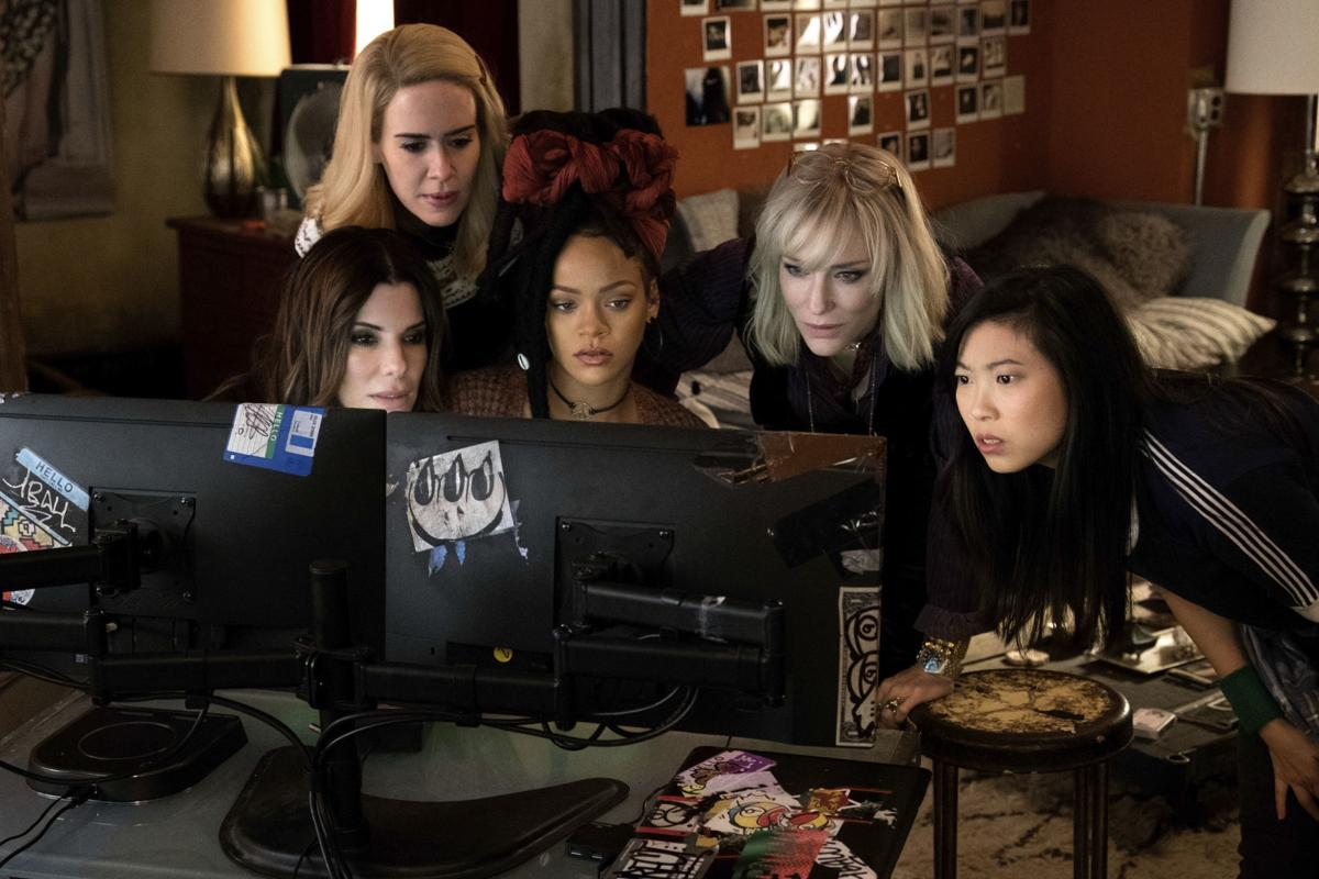 Film Review Ocean's 8
