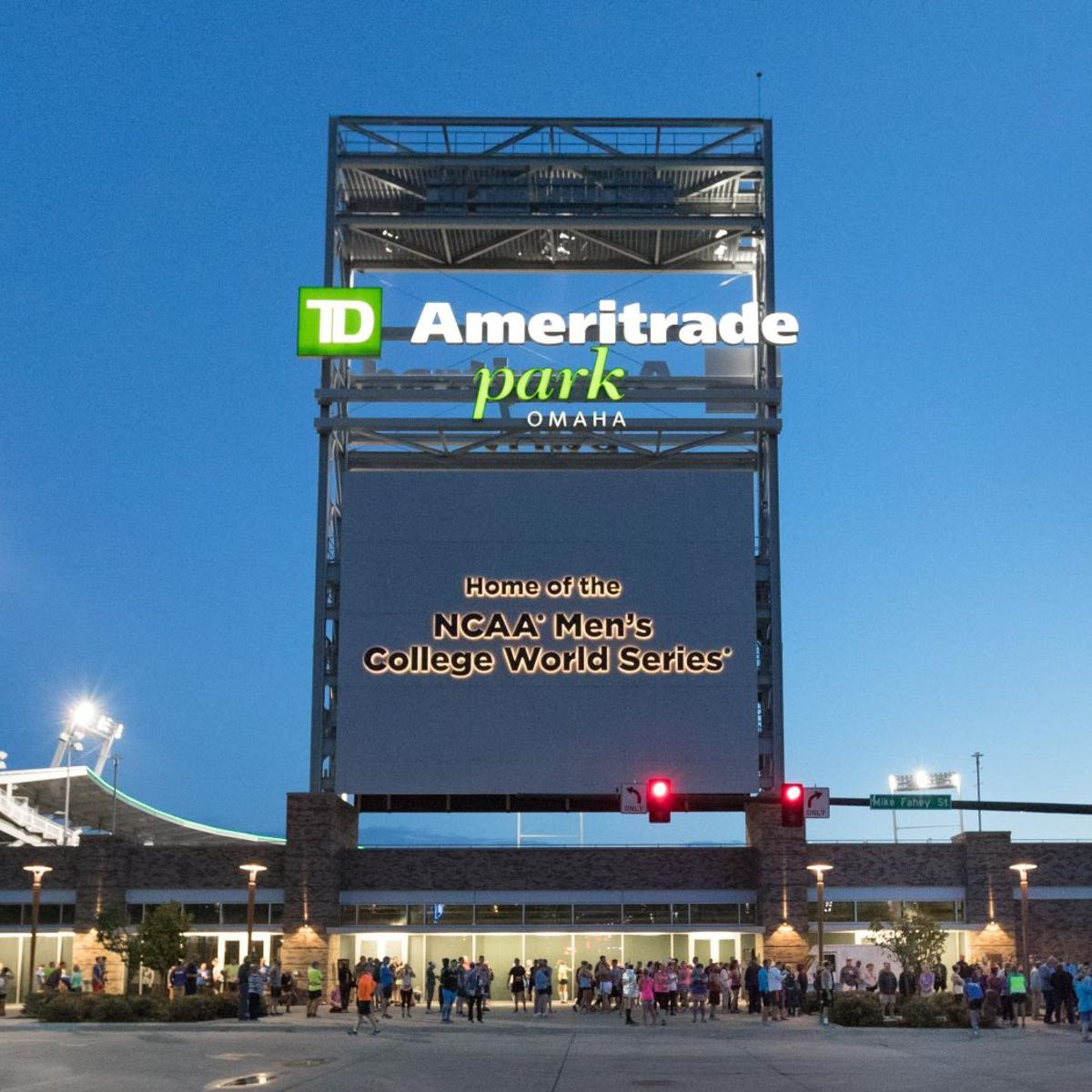 TD Ameritrade Park will add clear bag policy next spring for