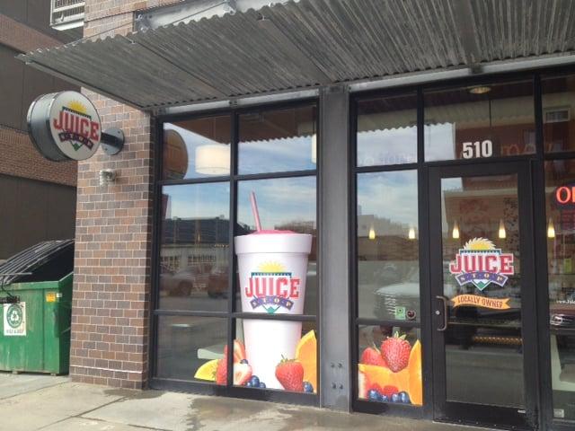 Juice Stop opens Old Market location