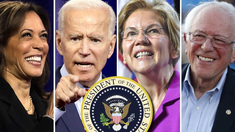 The top 15 Democratic presidential candidates of 2020, ranked and tiered