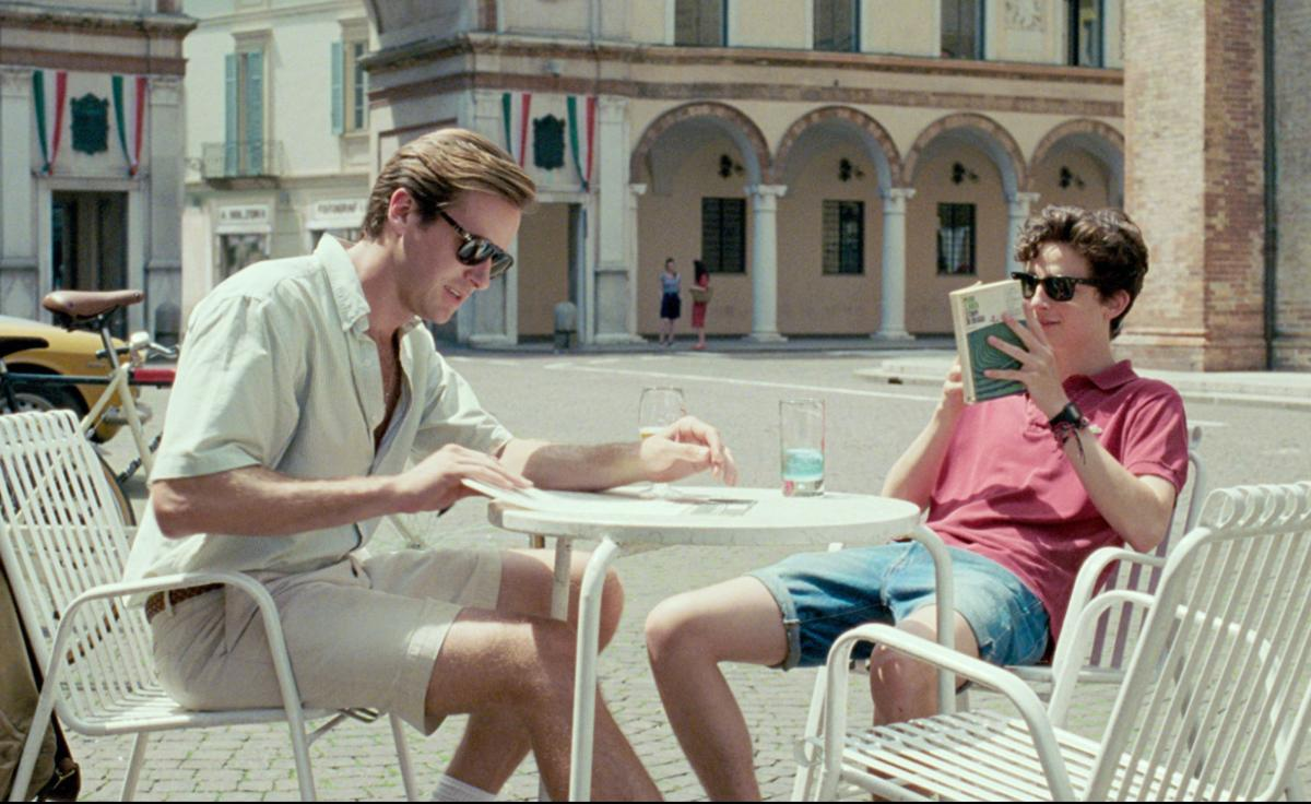 """5. """"Call Me By Your Name"""""""