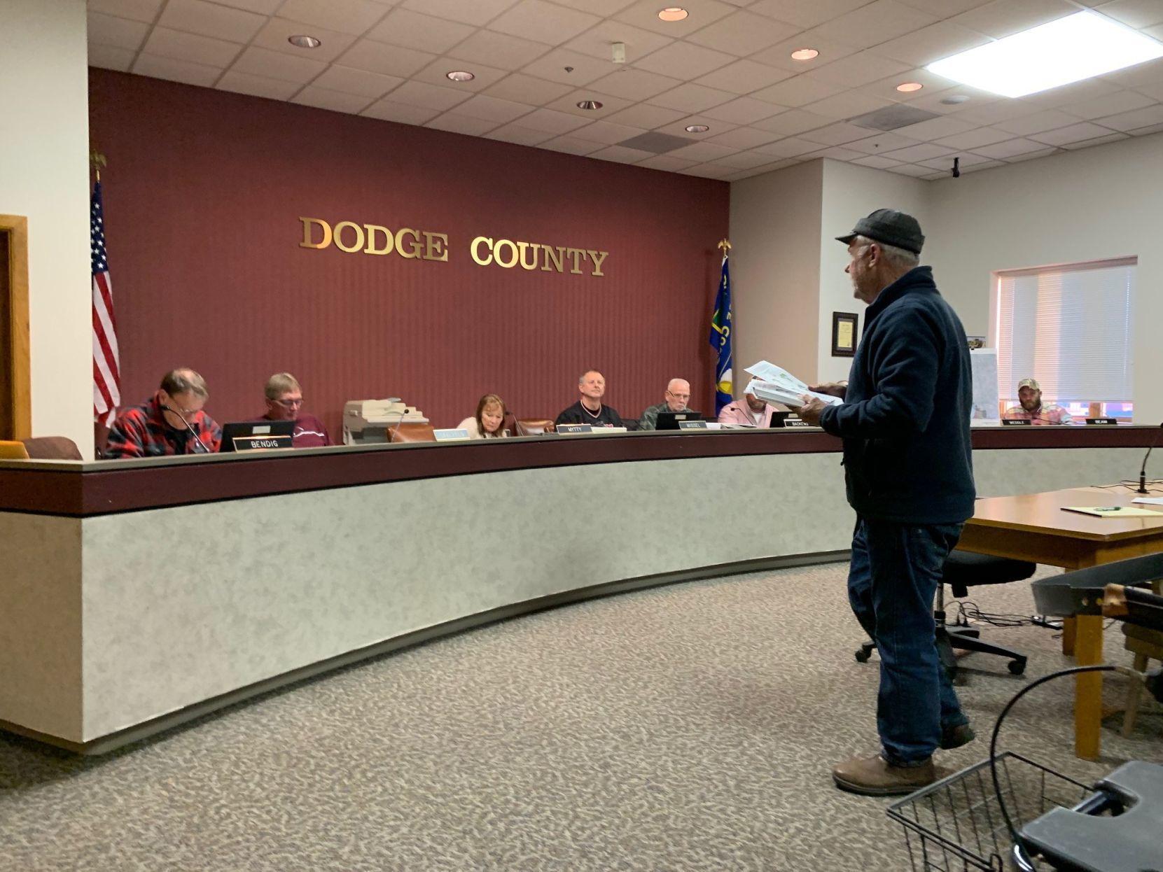 Dodge County chicken farm vote: Speak now or forever hold your beak
