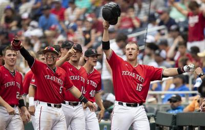 Texas Tech star Josh Jung focused on College World Series with pro career looming