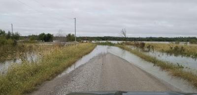 Riverton flooding