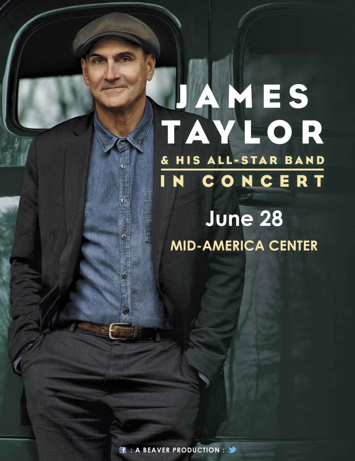 James Taylor ad