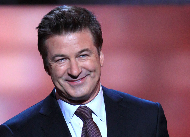 Alec Baldwin may be getting a weekly talk show on MSNBC