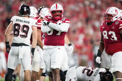 The Husker defense is embracing its heavy workload