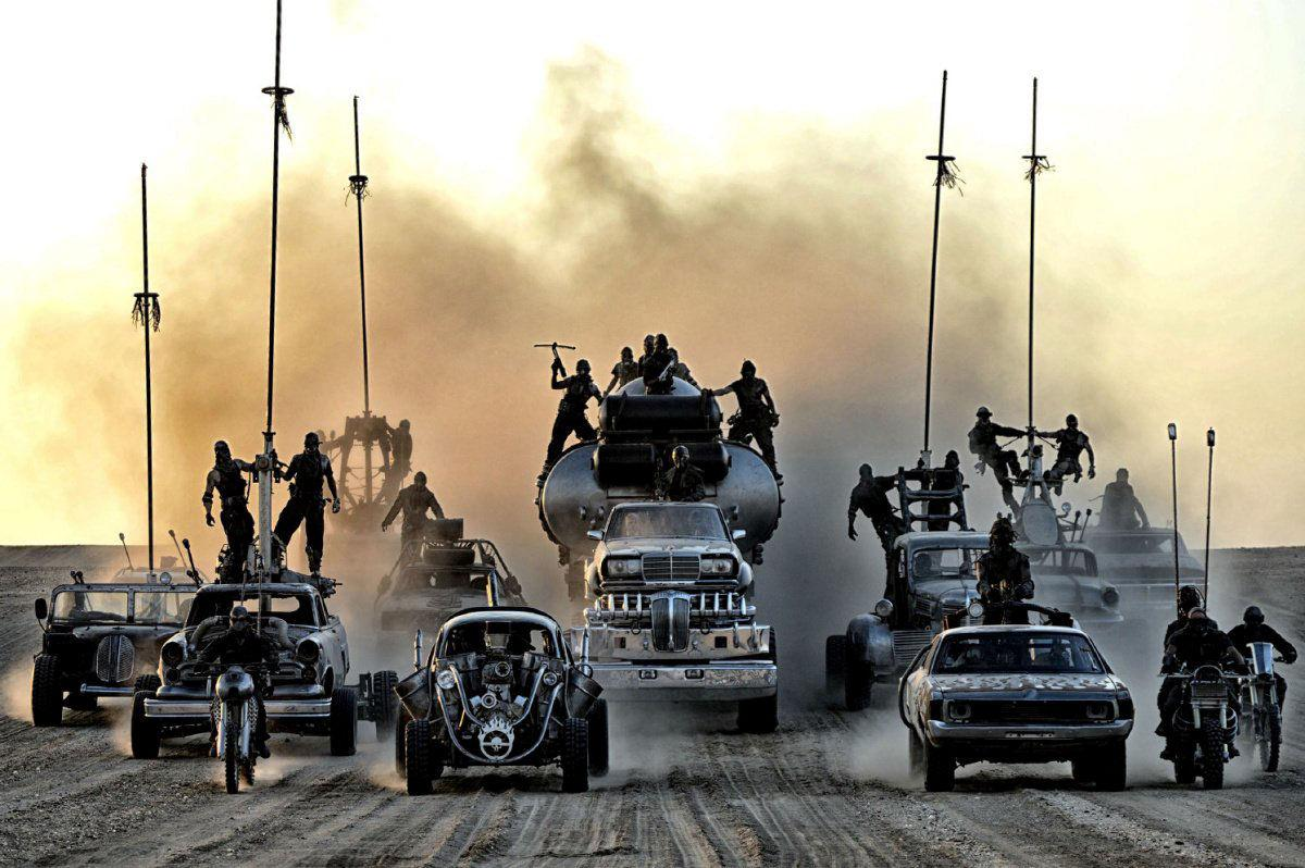 Hollywood s best car chase scenes