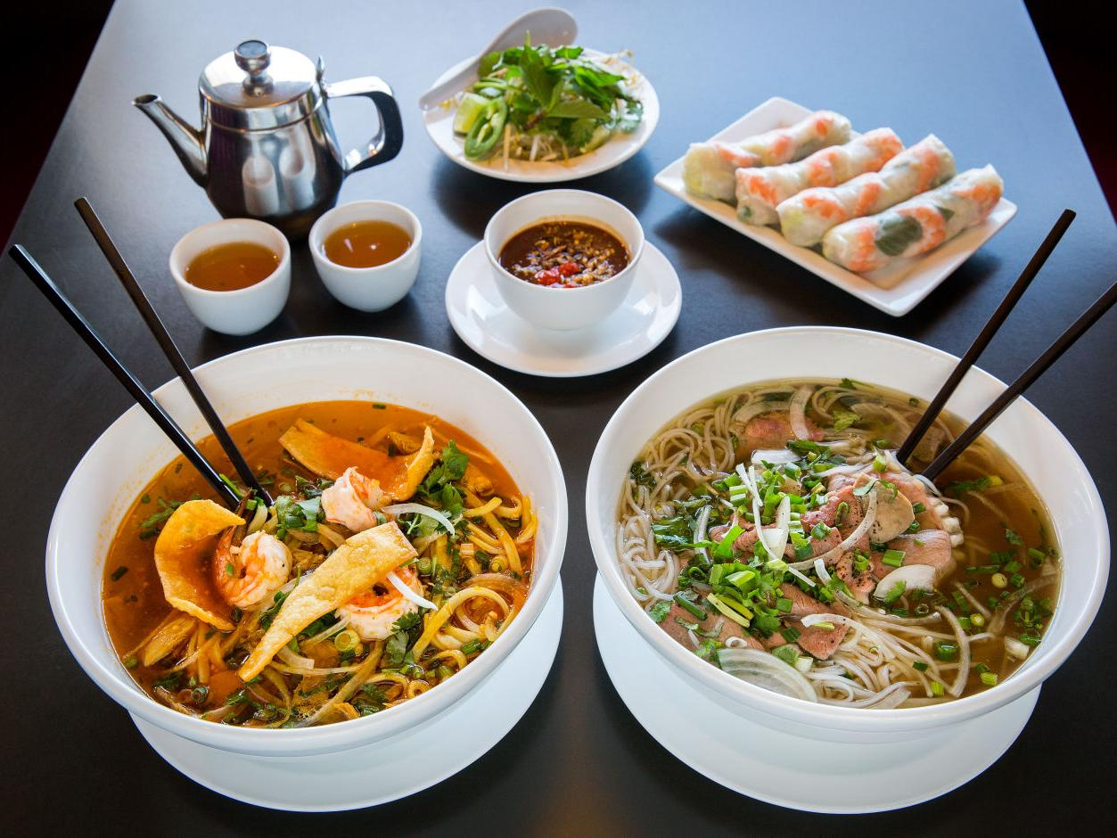 Dining review: Original Saigon restaurant's Vietnamese noodle soups are steaming bowls of goodness