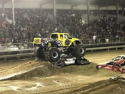 Sarpy County Fair Amp Rodeo Takes Fun To Extreme With