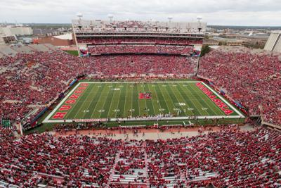 Quarterback battle takes center stage as Red team earns lopsided victory in Husker spring game