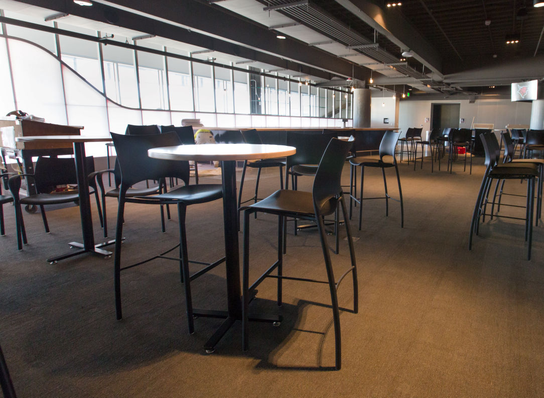 Baxter Arena - The Club