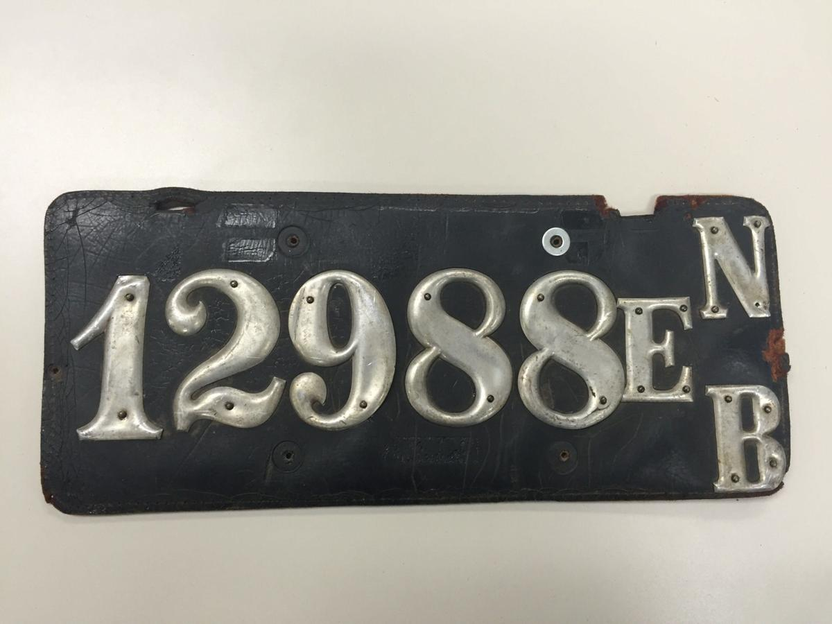 Photos: Nebraska license plates through the years | Omaha Metro ...
