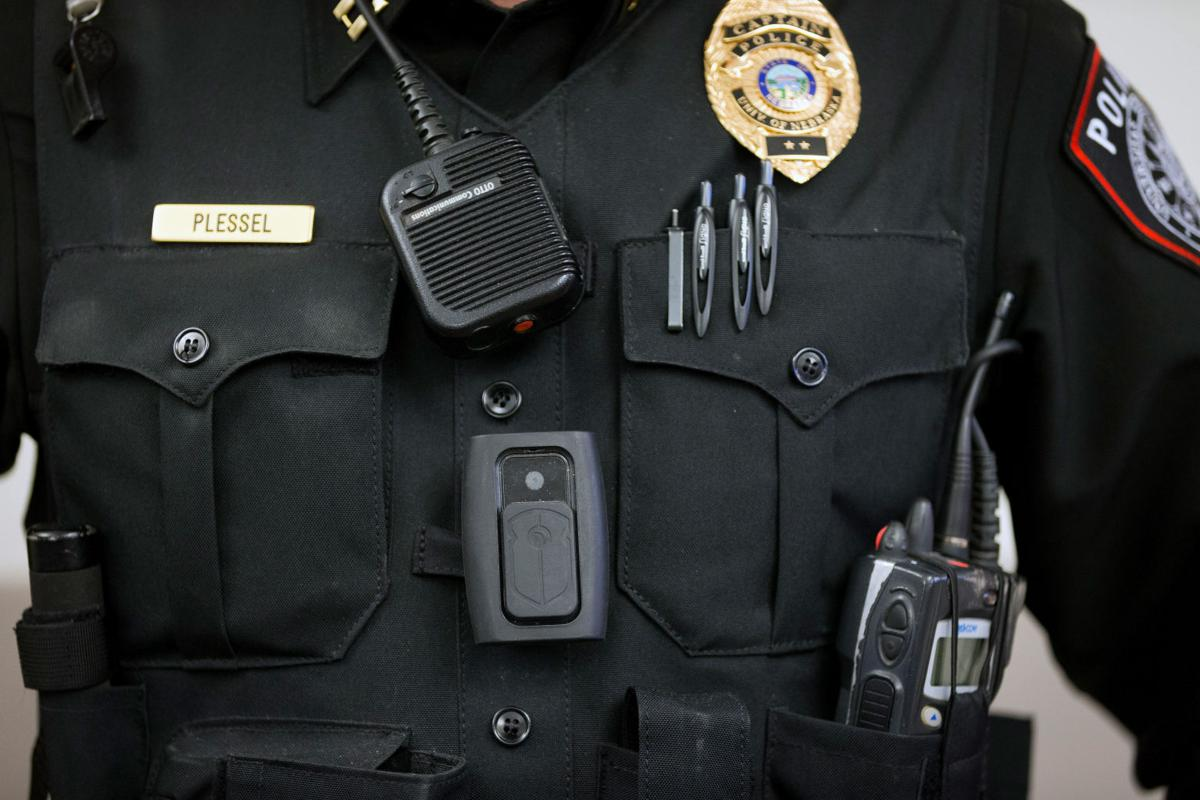 Bill urges standards for wearing, training with body cameras