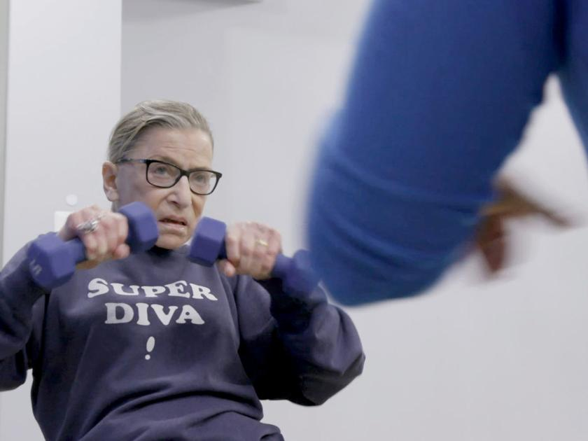 The new film 'RBG' reveals how Ruth Bader Ginsburg became a meme — and why tha...