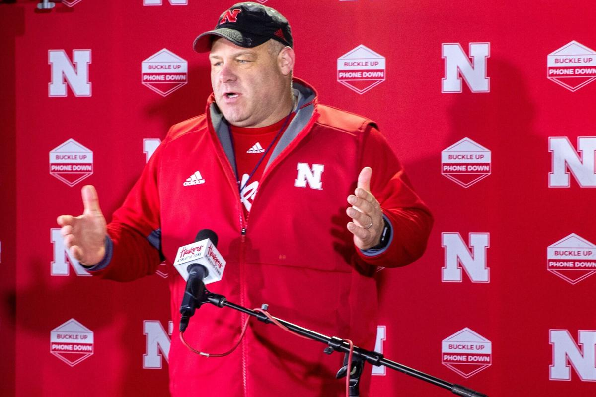 'It's on us': Mike Dawson, Husker assistants take responsibility for improving special teams