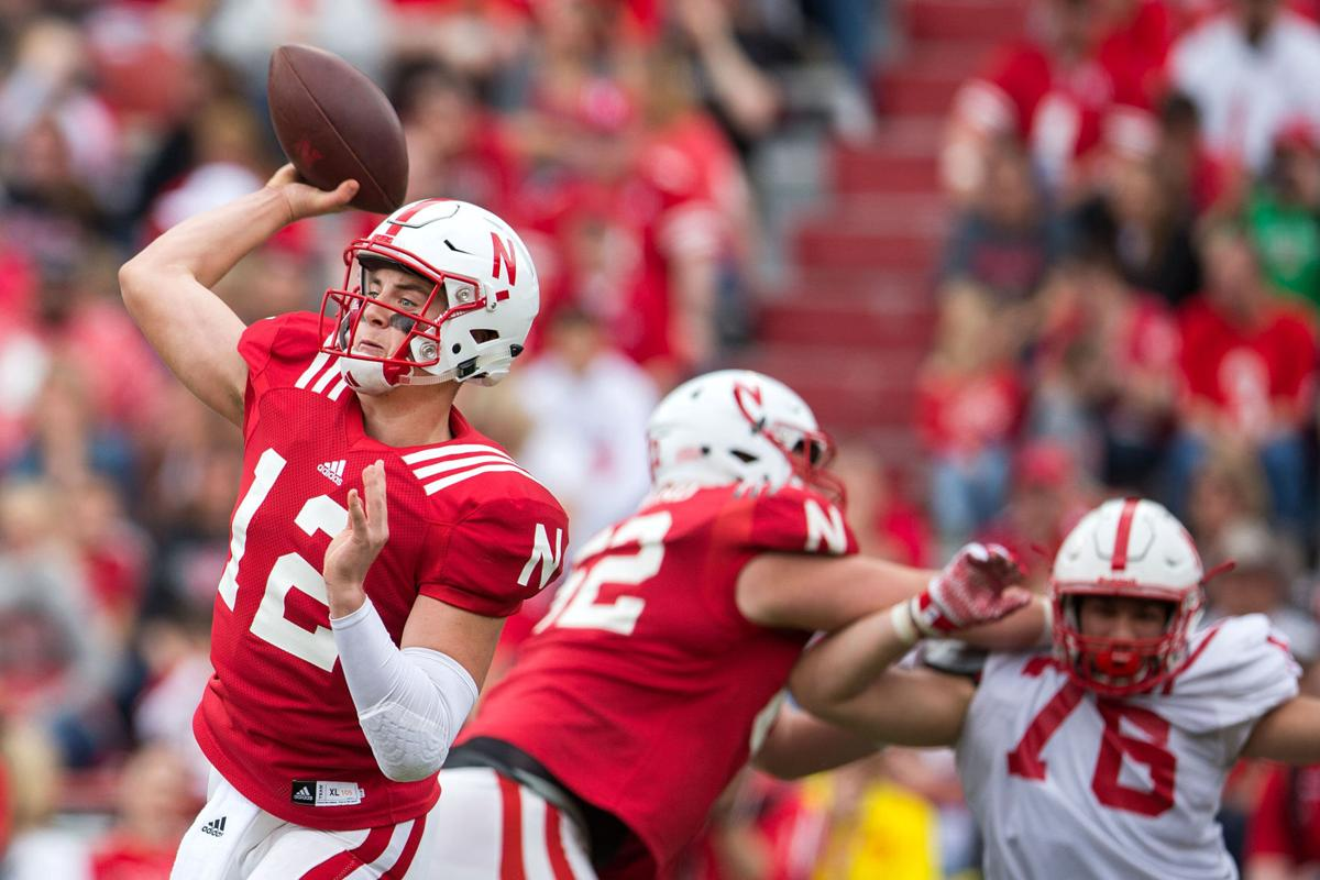 Going head-to-head in 2017? Transfer quarterback Tanner Lee to run scout team this season; Huskers content to let Patrick O'Brien continue to develop