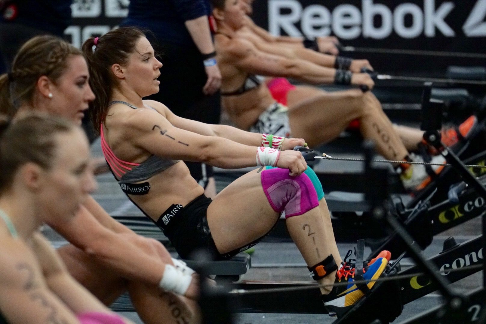 2 Nebraskans hoping for top 10 at CrossFit Games leave with