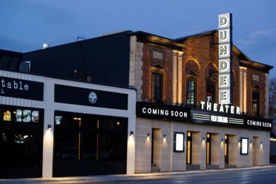 New restaurant coming to Dundee Theater in former Kitchen Table space