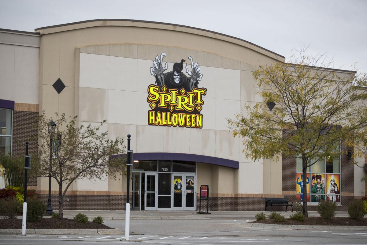 b71a8ee33bf A former Gordmans store is now a Spirit Halloween store at Shadow Lake  Towne Center.