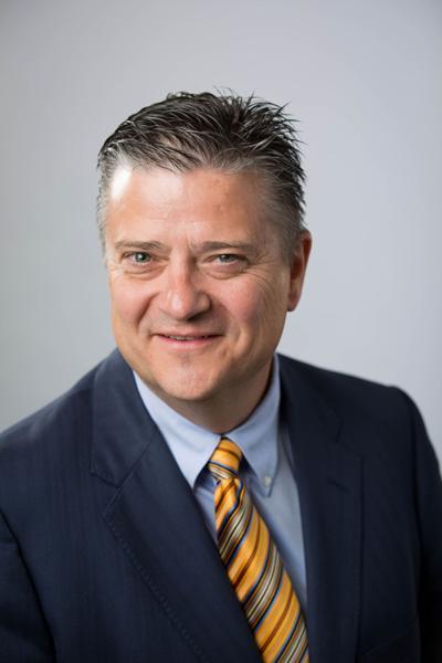 World-Herald Publisher Terry Kroeger