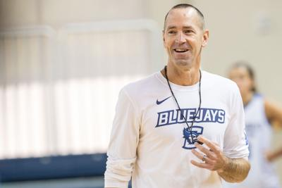 Jim Flanery remains upbeat as Creighton women fight through injuries, early defeats