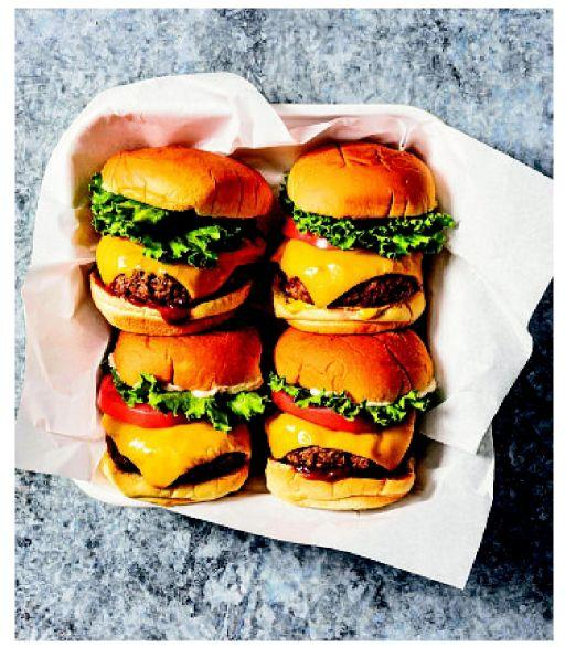 Perfect burgers depend on using the right meat