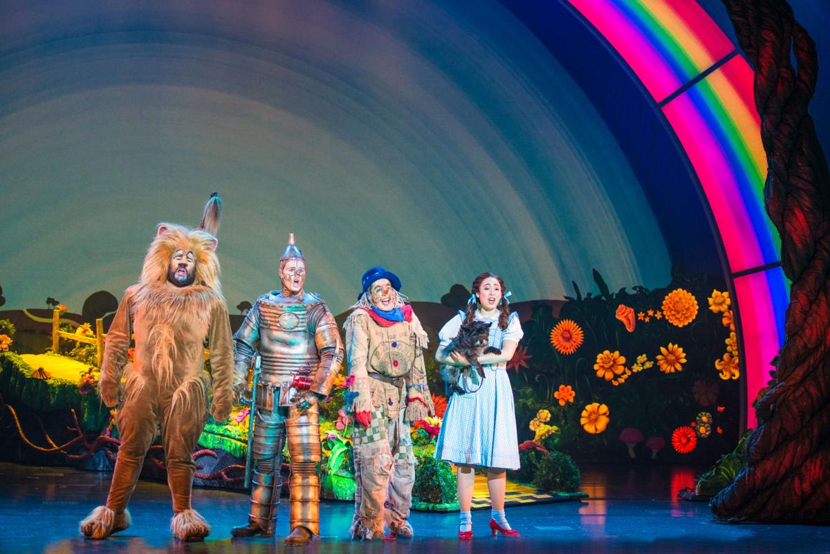 it s true there s no show like the wonderful wizard of oz go   wizard of oz