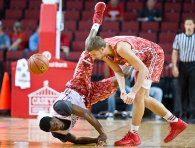 Nebraska without injured Anton Gill, Isaiah Roby to open basketball practice