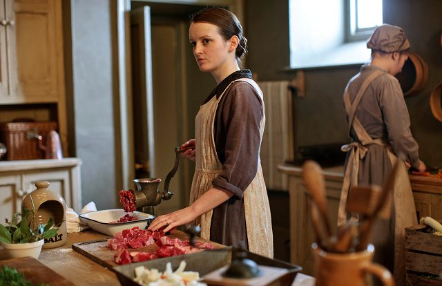 A feast fit for 'Downton Abbey'